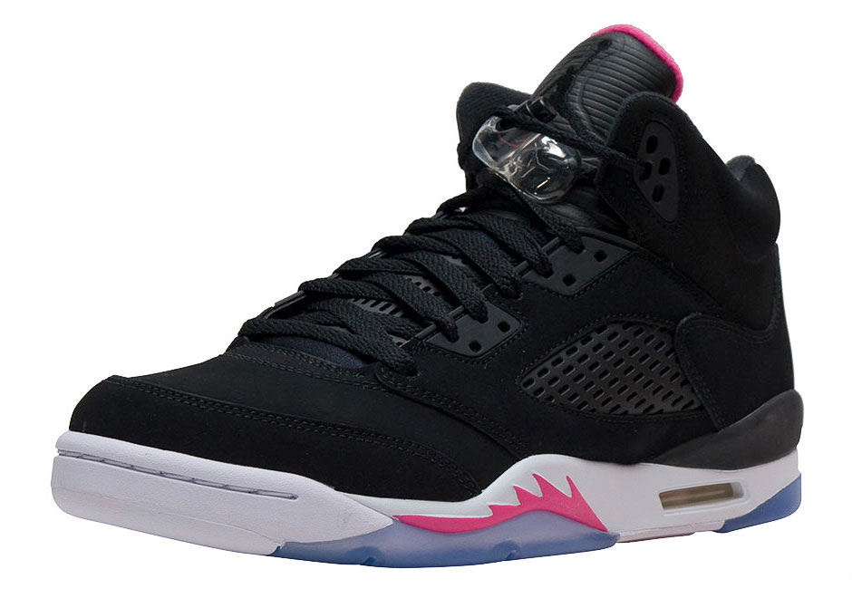116074404718 Air Jordan 5 Deadly Pink Release Date 440892-029