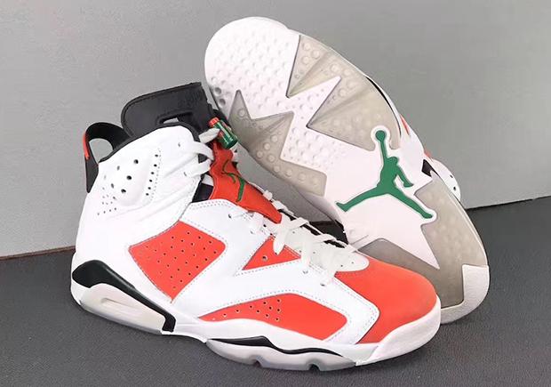 Jordan 6 Gatorade If I...