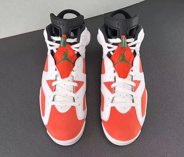 super popular 7d493 4133a Jordan 6 Gatorade If I Could Be Like Mike | SneakerNews.com