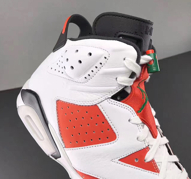 Jordan 6 Gatorade If I Could Be Like Mike Sneakernews Com