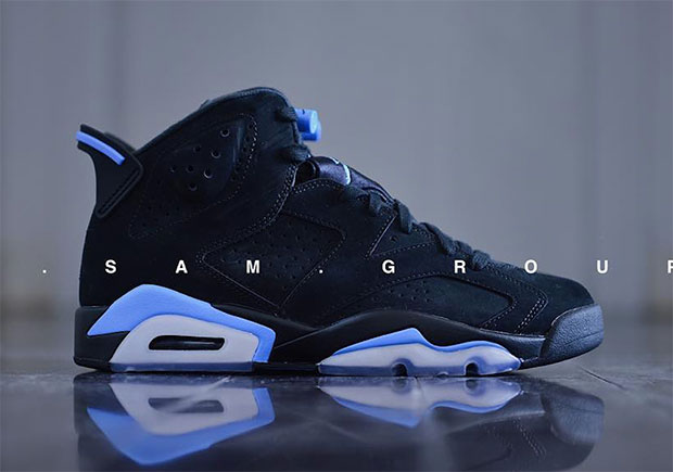 "961c4039d050 Detailed Look At The Air Jordan 6 ""UNC"""
