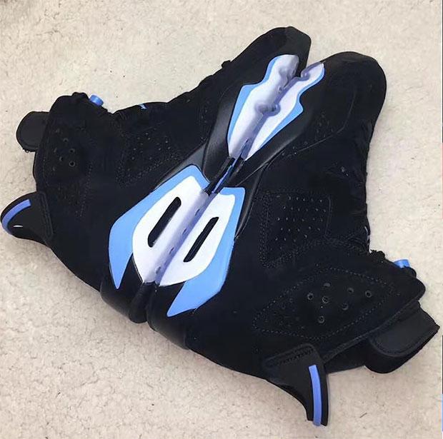 "Air Jordan 6 ""UNC"" Release Date  December 23rd cce8aedc6"