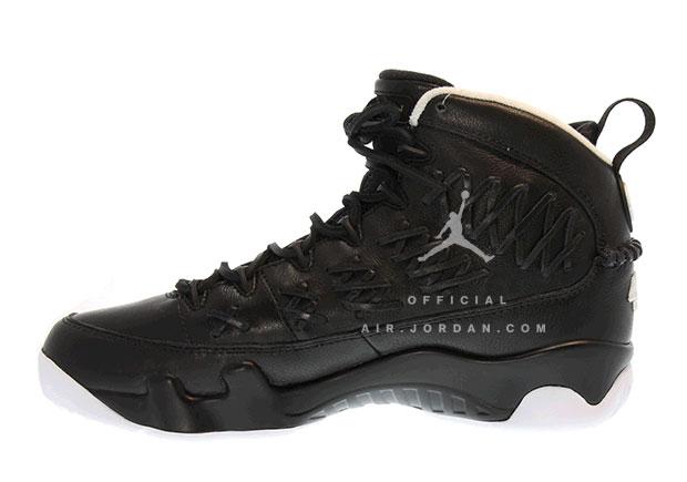 "d9715a7327df Air Jordan 9 ""Baseball Glove"" Release Date  July 15th"