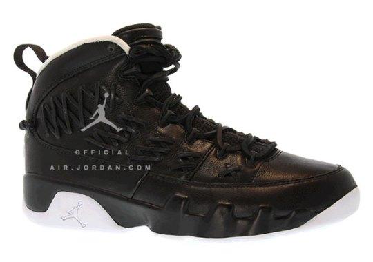 "Air Jordan 9 ""Baseball Glove"" Releases On July 15th"
