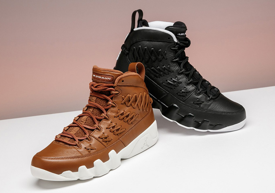 e6986575cb8ef8 ... air jordan 9 baseball glove. coming in two pairs the black leather ver  db3ed 41746  sweden show comments 7b82a e0b80
