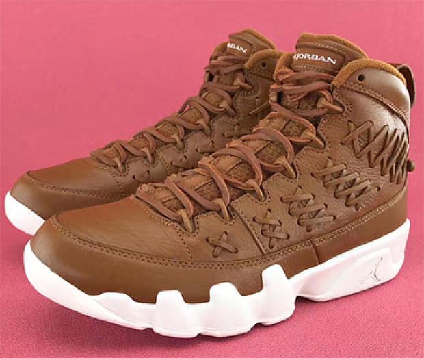 finest selection 4da09 1e72f Air Jordan 9 Baseball Glove Release Info   SneakerNews.com
