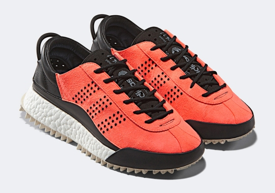 Alexander Wang x adidas Originals Hike Lo Releases On August 5th