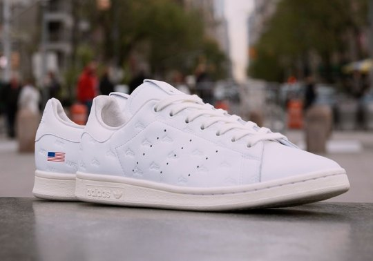 ALIFE And Starcow To Release A Stan Smith And Gazelle For Next adidas Consortium Sneaker Exchange
