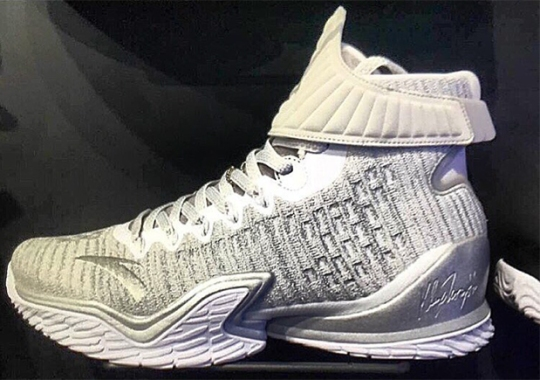 Klay Thompson's ANTA KT3 Might Be The Best Chinese Basketball Shoe Ever