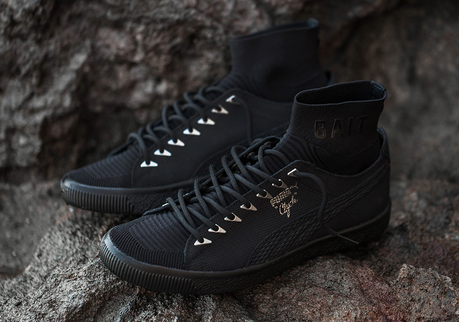 Black Panther Puma Shoes