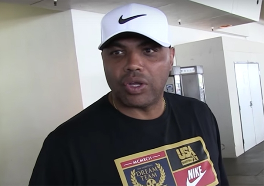 Charles Barkley Says Lonzo Ball Should Sign With Nike