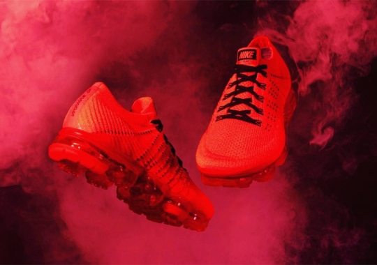 The CLOT x Nike VaporMax Drops Early This Weekend At LA Pop-Up Shop