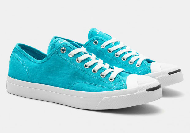 291605e086ae44 Converse Jack Purcell Open Textile