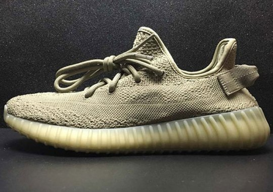 "adidas Yeezy Boost 350 v2 ""Dark Green"" Release Cancelled"