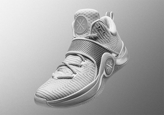 Dwyane Wade Unveils His Best Li-Ning Signature Shoe Yet