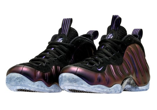 "The Nike Air Foamposite One ""Eggplant"" Releases For A Third Time Next Week"