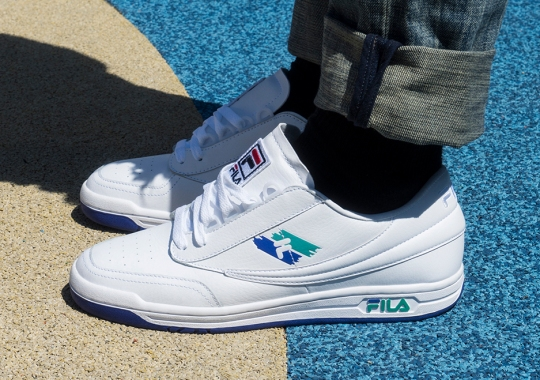 FILA Launches Their Colors Pack This Thursday