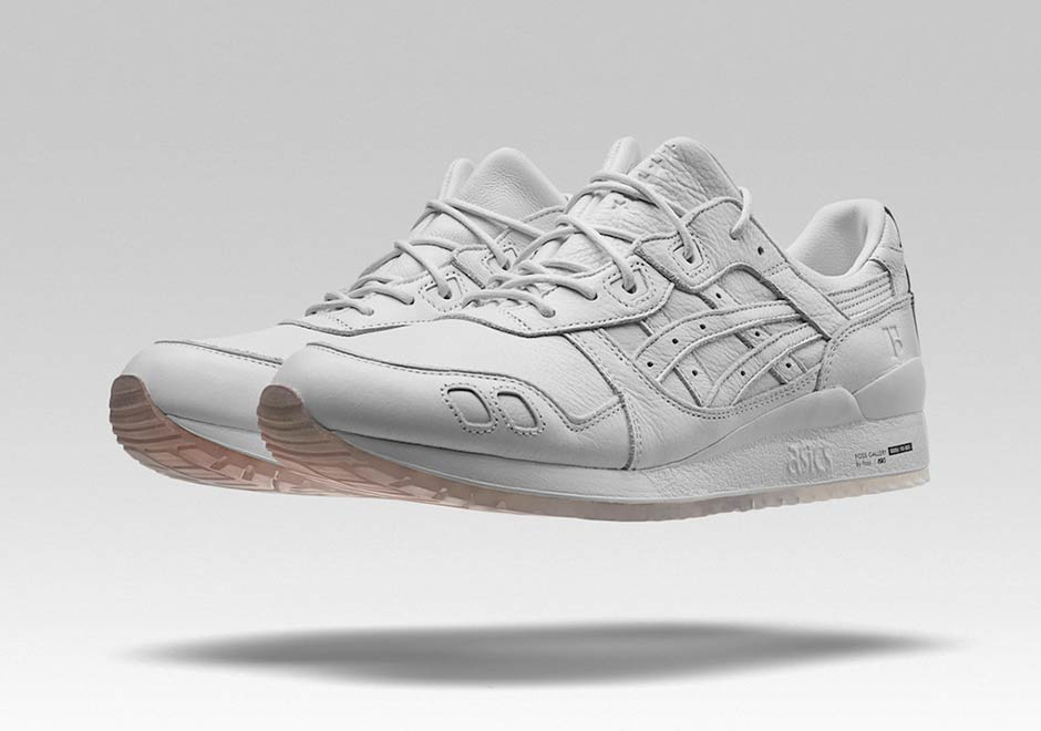 FOSS Gallery Celebrates Store s First Year With ASICS GEL-Lyte III  Collaboration 484a6c4c8bbf