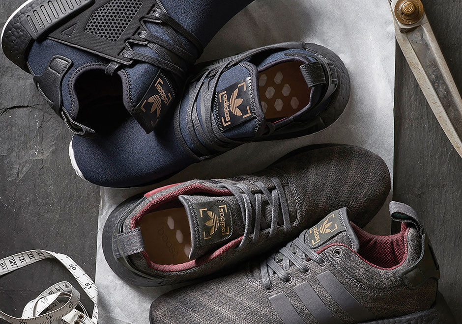sports shoes 820e4 412fe Size? Henry Poole adidas NMD XR1 Release Date | SneakerNews.com