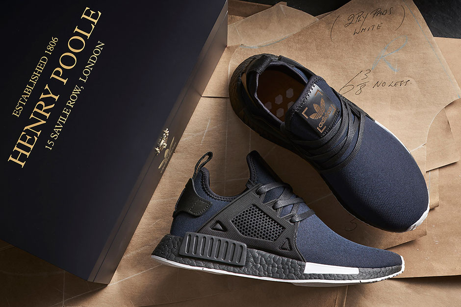 Size Henry Poole Adidas Nmd Xr1 Release Date Sneakernews Com