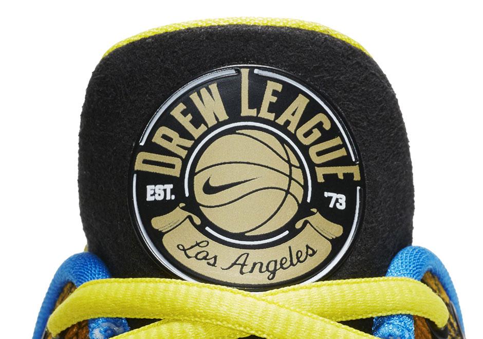 5dd045afa282 Nike Hyperdunk 2017 Low Drew League PE - Summer 2017