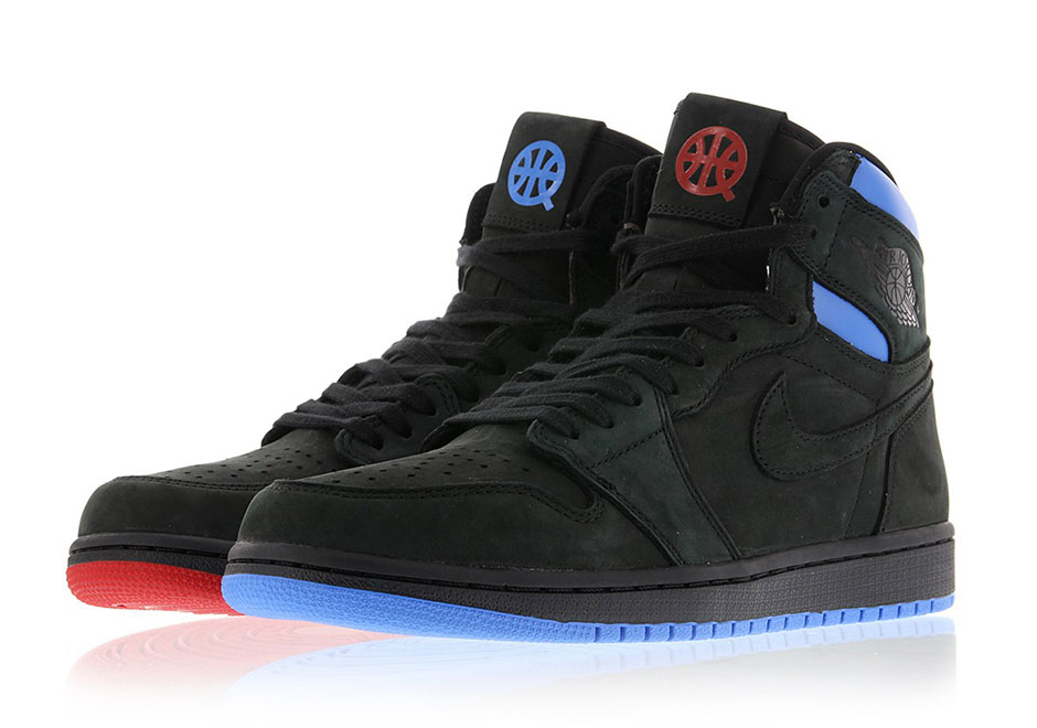 "The Air Jordan 1 ""Quai 54"" is ready to release this Saturday at select  retailers in Europe as well as Foot Locker 34th St., Times Square, and  House of Hoops ..."