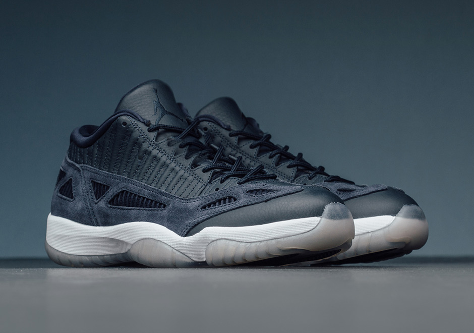 wholesale dealer bb72f e5bb5 Air Jordan 11 IE Low 919712-400 Release Date   SneakerNews.com