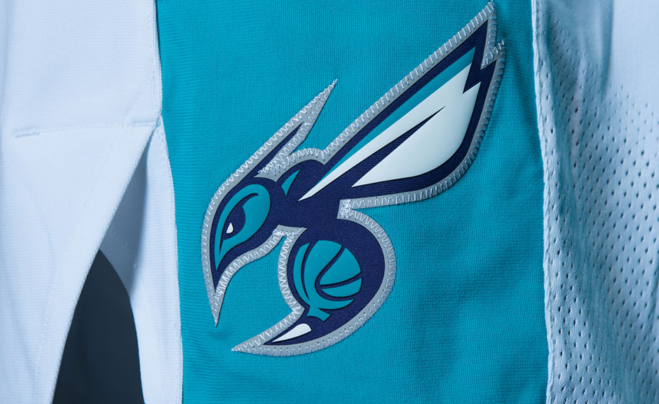 Jordan Charlotte Hornets Nba Uniforms 2017 2018 Season Sneakernews Com