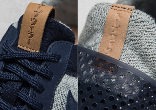 NikeLab Teams Up With Loopwheeler for Indigo-Dyed Air Force 1s and Sock Darts