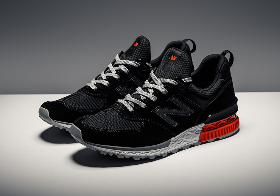 huge selection of 95f63 9a7e7 New Balance 574 Sport Release Date | SneakerNews.com