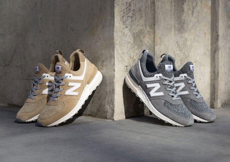 newest b3342 55d48 New Balance 574 Sport Suede Release Date | SneakerNews.com