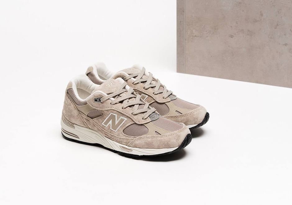 New Balance 991 Women's Grey MGG | SneakerNews.com