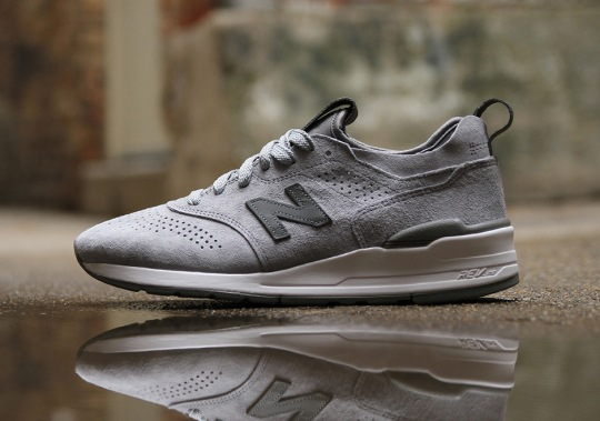 New Balance Introduces The 997 Deconstructed