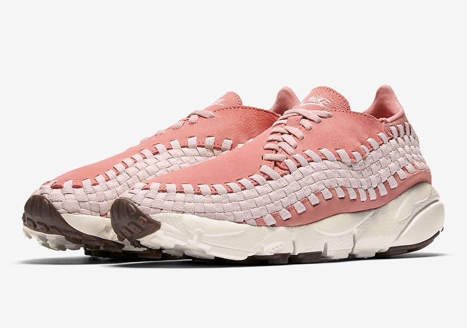 NIke Air Footscape Motion Pink 917698