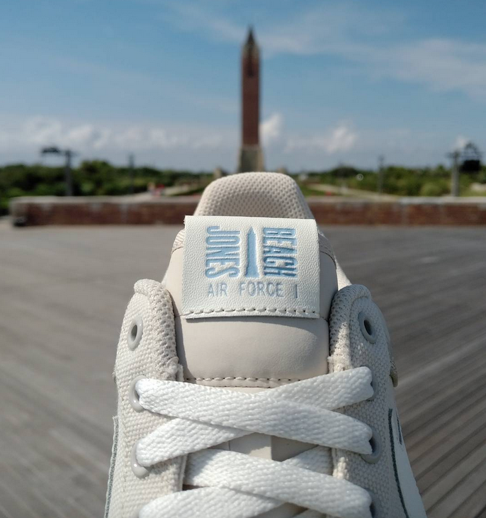 "the best attitude 2b1be e79c3 Nike Air Force 1 Low ""Jones Beach"" Release Date  July 22nd, ..."