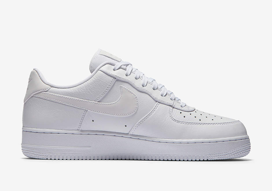 online retailer d60f7 1dc1b Nike Air Force 1 Low Premium Release Date  Summer 2017  130. Color  Cool  Grey White
