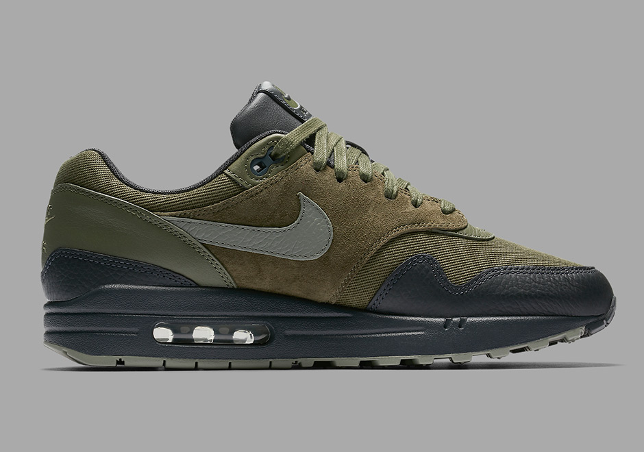 Air Vert Olive Nike Max 1