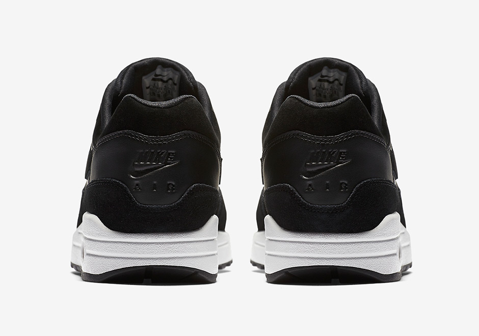 edb31dbf6e Nike Air Max 1 Premium AVAILABLE NOW AT Nike $110. Color: Black/Chrome-Off  White Style Code: 875844-001. Advertisement