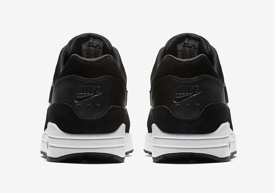 online store e5066 479d9 Nike Air Max 1 Black Chrome Skulls 875844-001   SneakerNews.com
