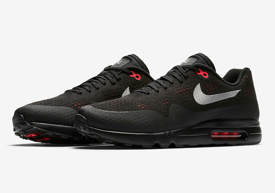premium selection 1d31d 7419f ... Nike Air Max 1 Ultra 2.0 Moire 220. Color BlackWolf Grey-Solar Red ...