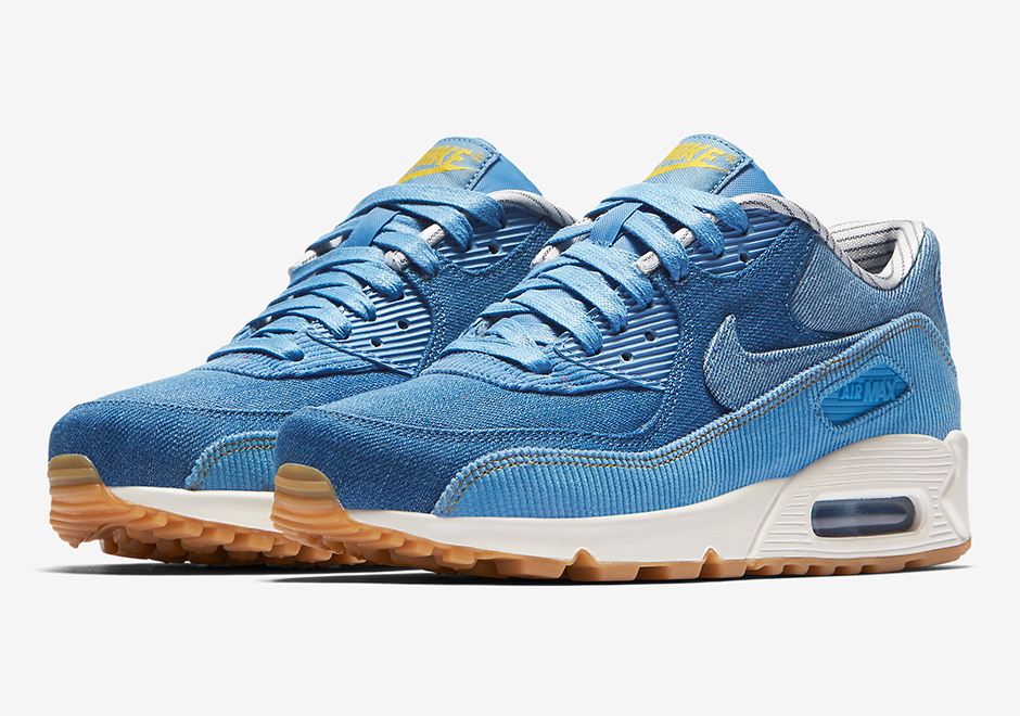 nike air max denim shoes