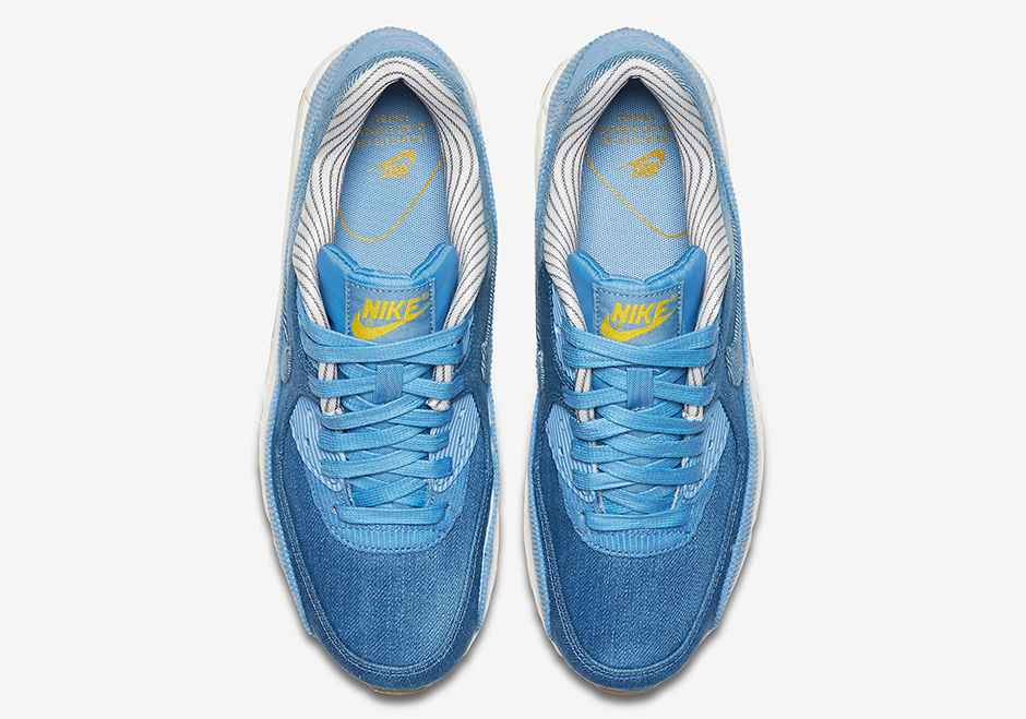 11b7e34c0a18e2 Nike Air Max 90 Denim Corduroy 881105-402