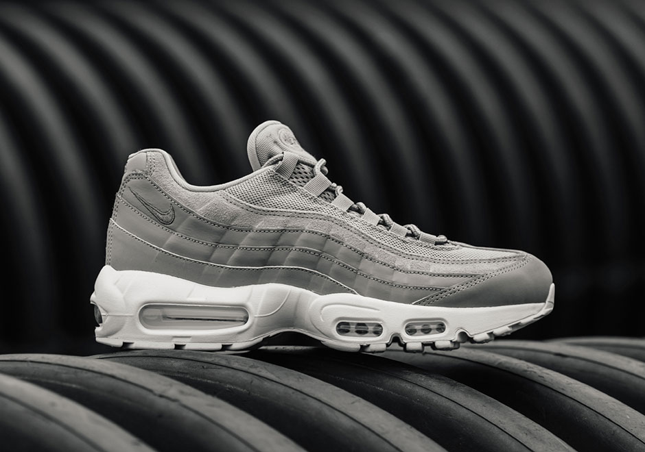 70b8f8dd3f3 Sergio Lozano s Nike Air Max 95 may just be the most heralded of all Air Max  silhouettes