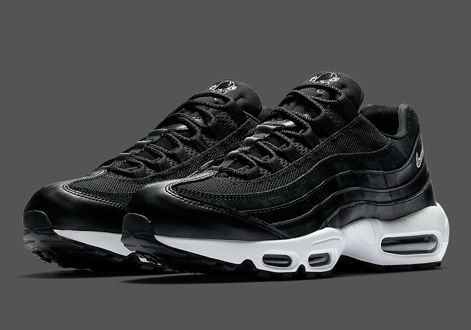 finest selection 7e1f1 af5e2 Nike Air Max 95 Rebel Skulls Release Date  September 4th, 2017