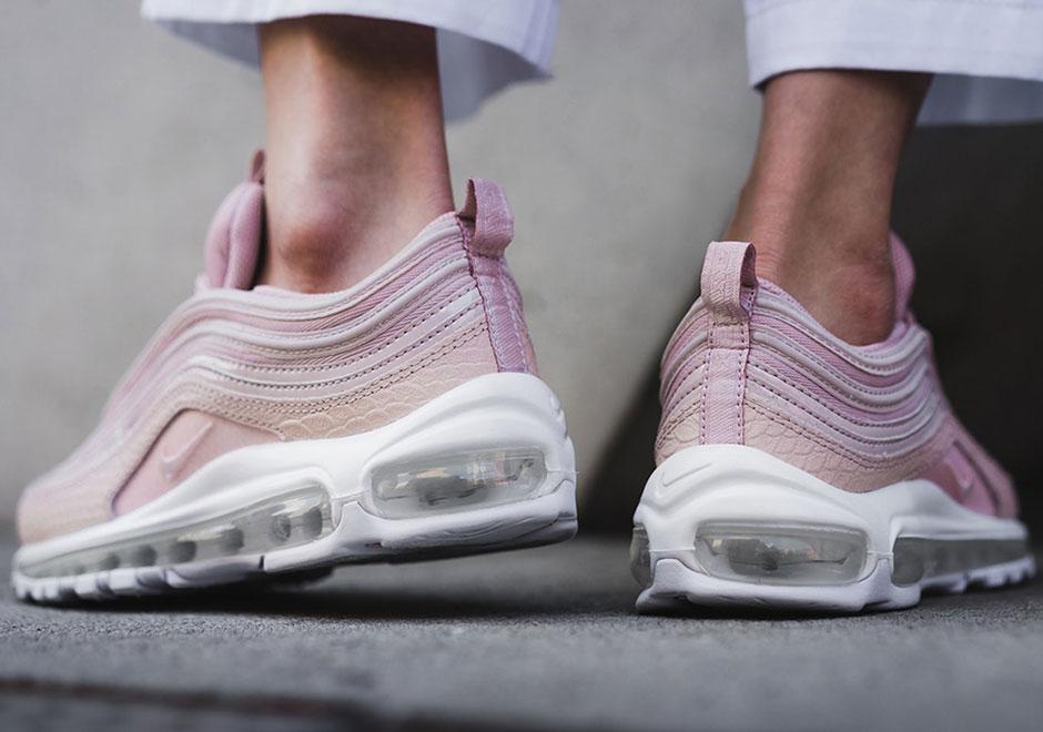 Nike Air Max 97 Premium Pink Snakeskin Release Date