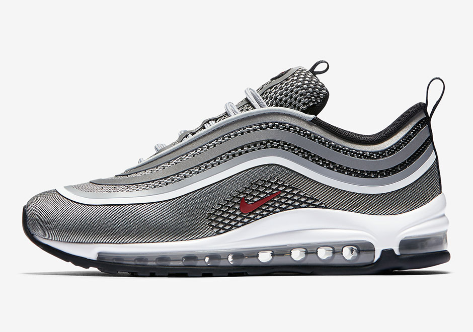nike air max 97 metallic silver