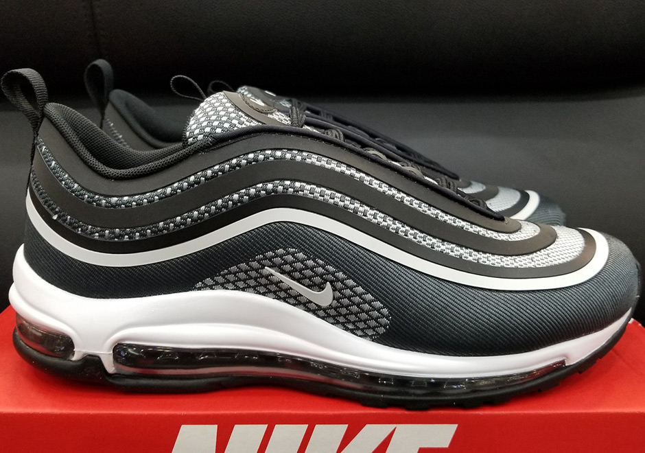 nike air max 97 ultra black and white