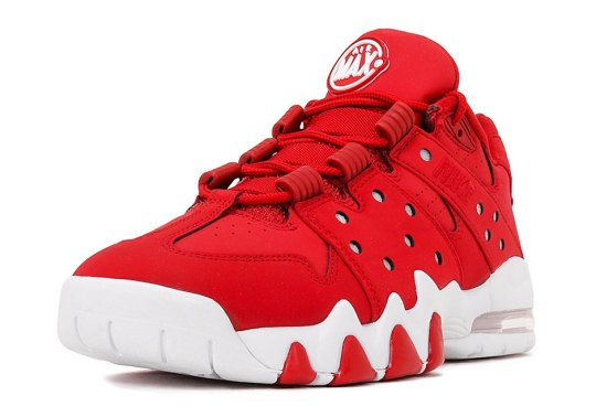 Nike Air Max CB 94 Low Releases In Gym Red