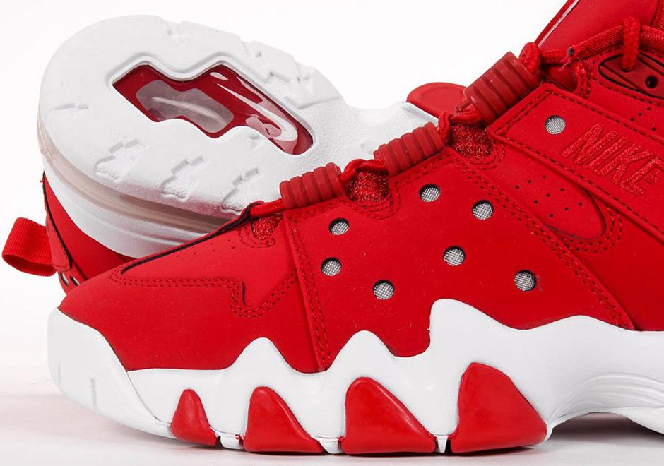 Glorioso Incorporar Desenmarañar  Nike Air Max CB 94 Low Big Kids 918336 600 Gym Red White