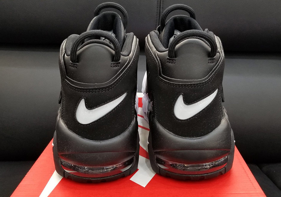 """0723ff5c1600c2 Nike Air More Uptempo """"Tri-Color"""" Release Date  August 12th"""